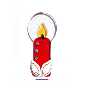 candle-freestanding-ornament-red